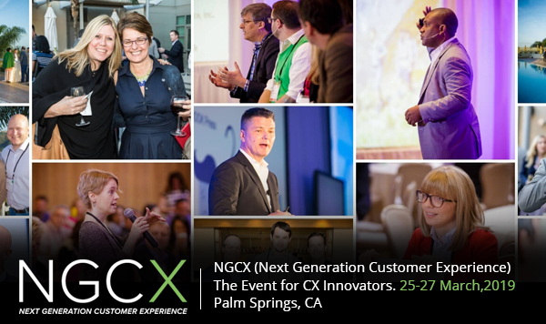 The Event for CX Innovators